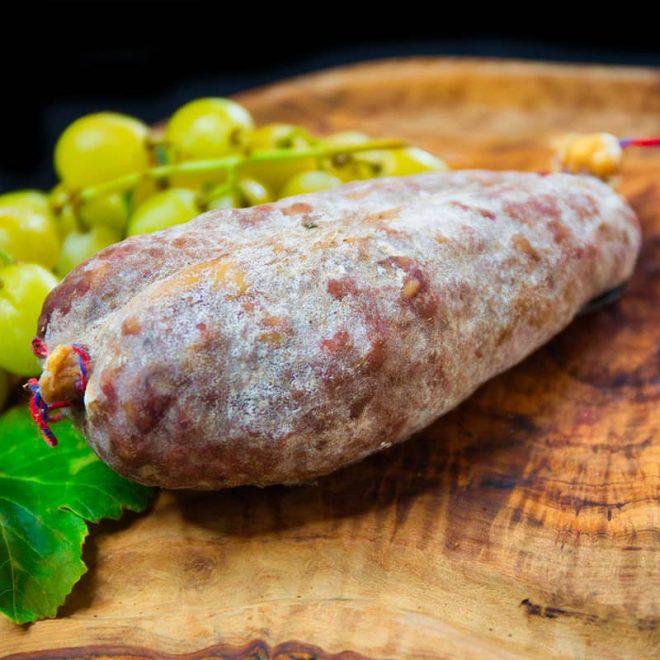 Saucisson pur porc à la truffe